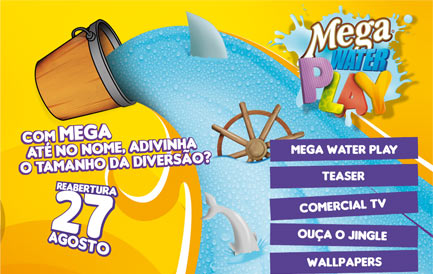 Mega Water Play - Wet'n Wild