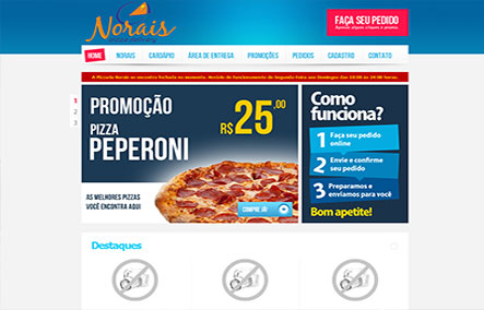 Pizzaria Norais